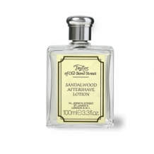 Afthershave Lotion sandalwood taylor of old bond street 06001