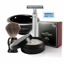 Luxe Scheerset Safety Razor